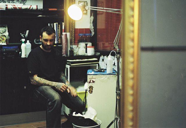 Tatuador Pera Vidal