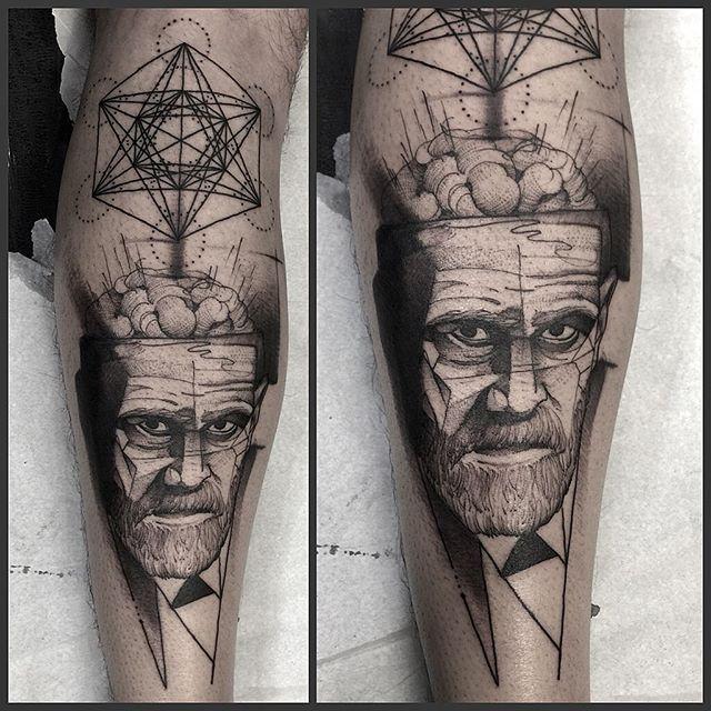 tatuaje por Fredao Oliveira