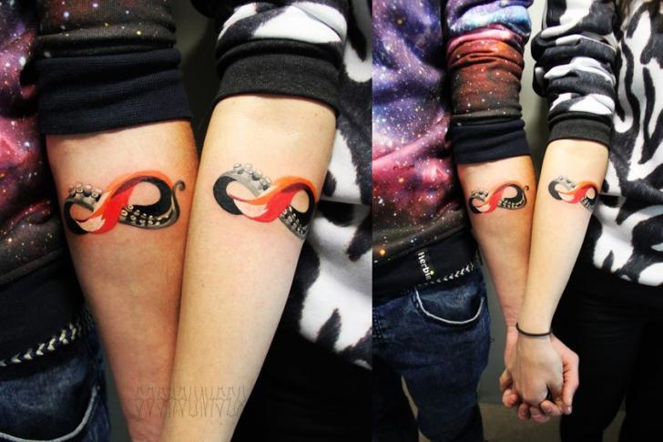 Tatuado por Sasha Unisex
