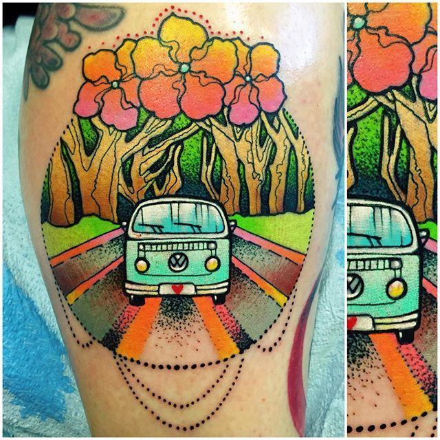 Psicoldélico hippie por Katie Shocrylas