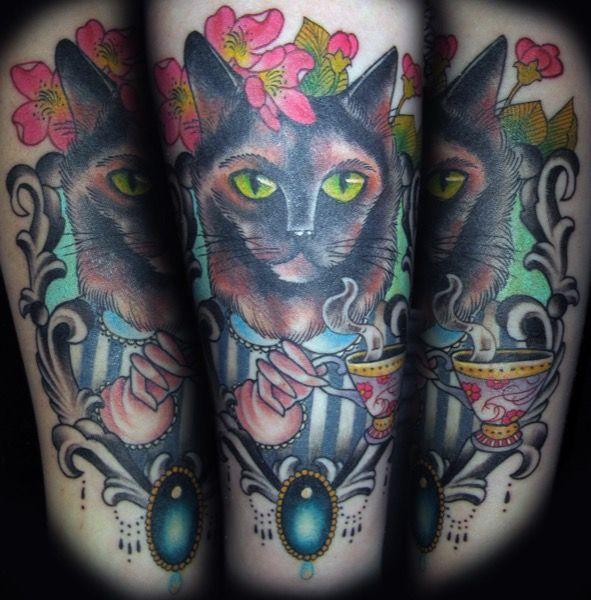 Tatuaje hecho por Guen Douglas