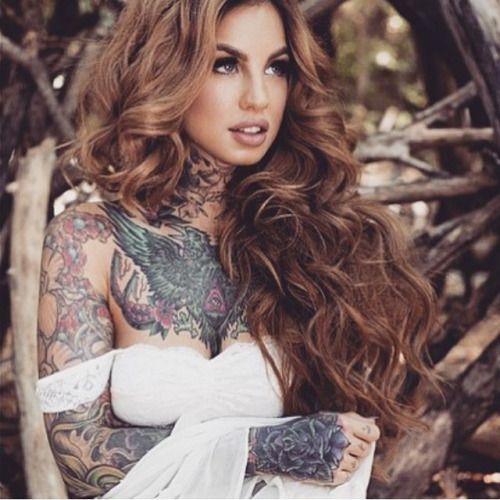 Las 30 chicas tatuadas más sexy de 2015 24