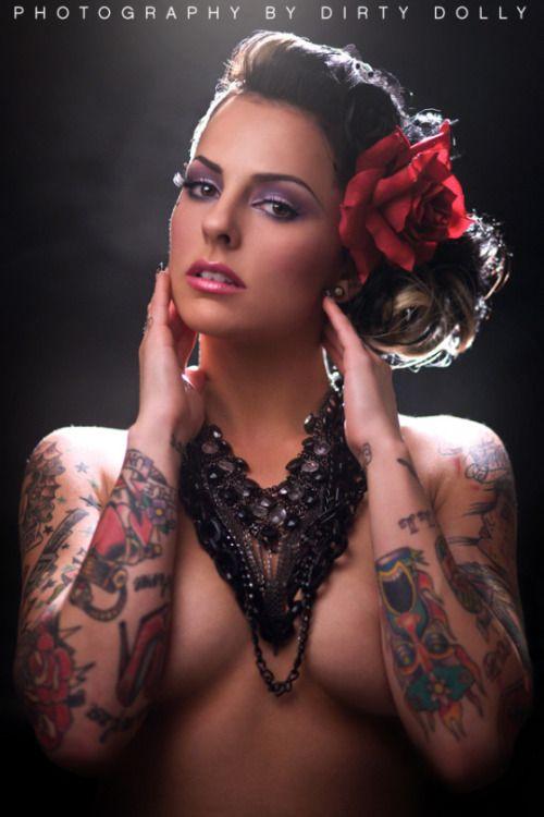 Las 30 chicas tatuadas más sexy de 2015 45
