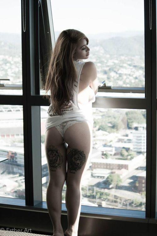 Las 30 chicas tatuadas más sexy de 2015 48