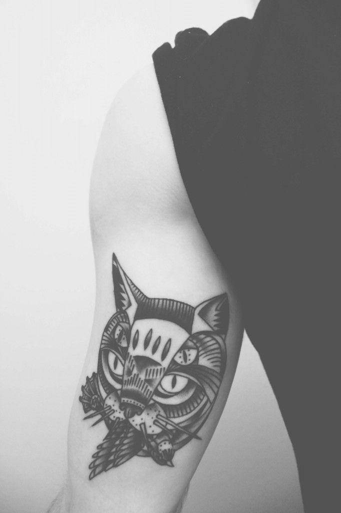 Tatuajes de buhos 3