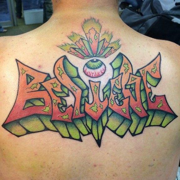 POr Fritz en Gulf Coast Pro Tattoo de Panama City