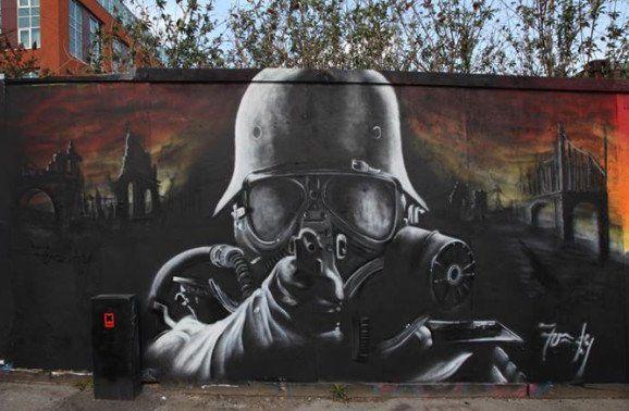 Graffiti Sheffield