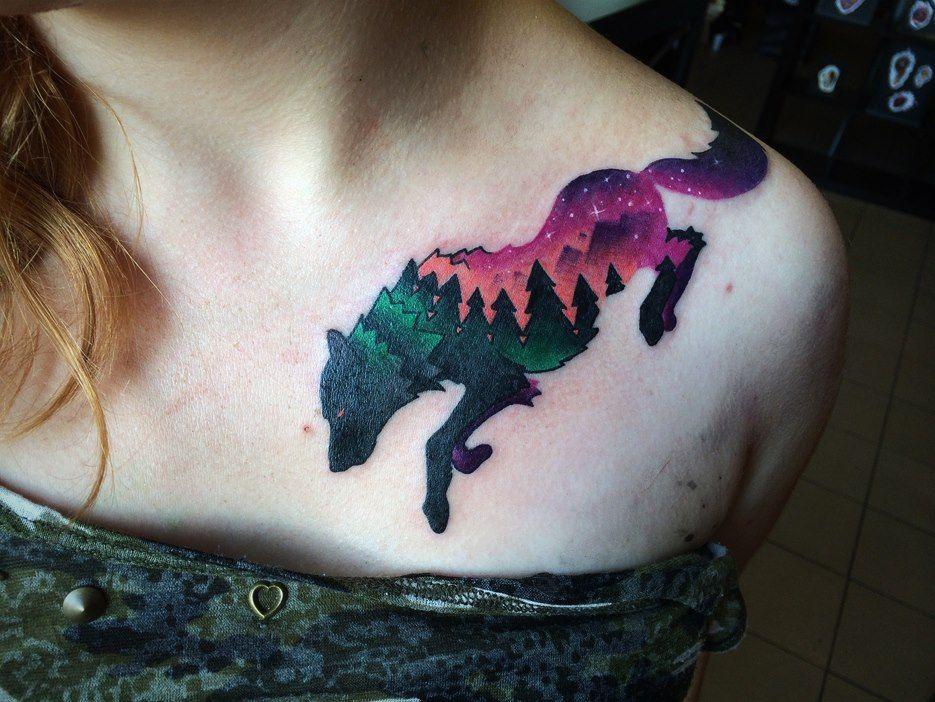 Original tatuaje por Giena Todryk