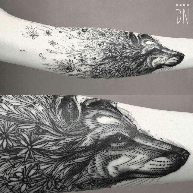 Tatuajes De Lobos Las Mejores Fotos De La Web