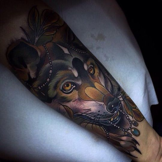 Tatuaje por Aniela