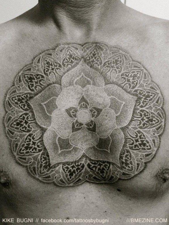 Tatuaje por Kike Bugni