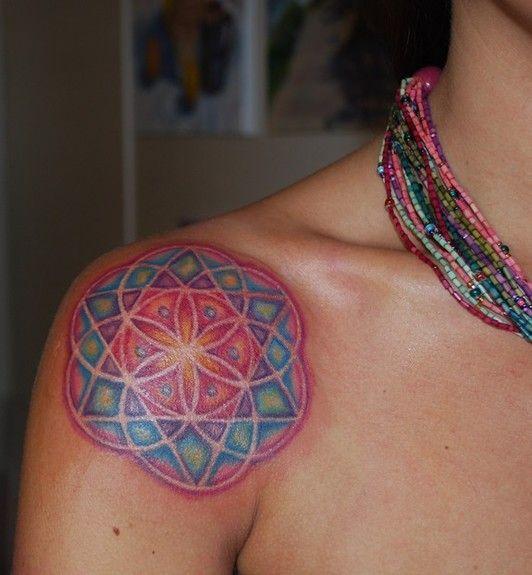 Tatuaje por Mallory Swinchock