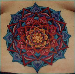 Tatuaje por Patrick Sans