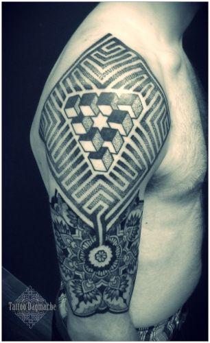 Tatuaje por Tattoo Dagmar