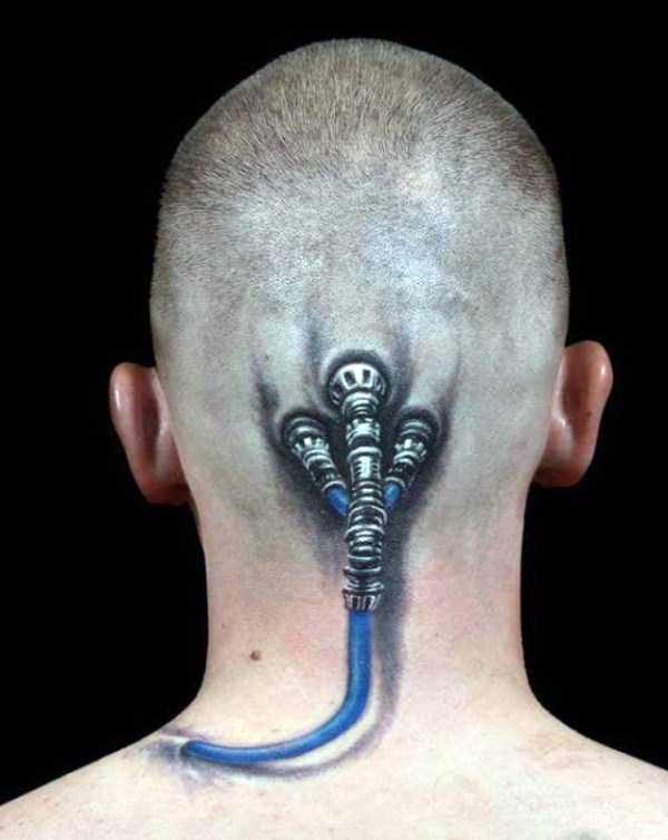 Tatuajes En 3d Qué Son Y Como Se Hacen 29 Fotos