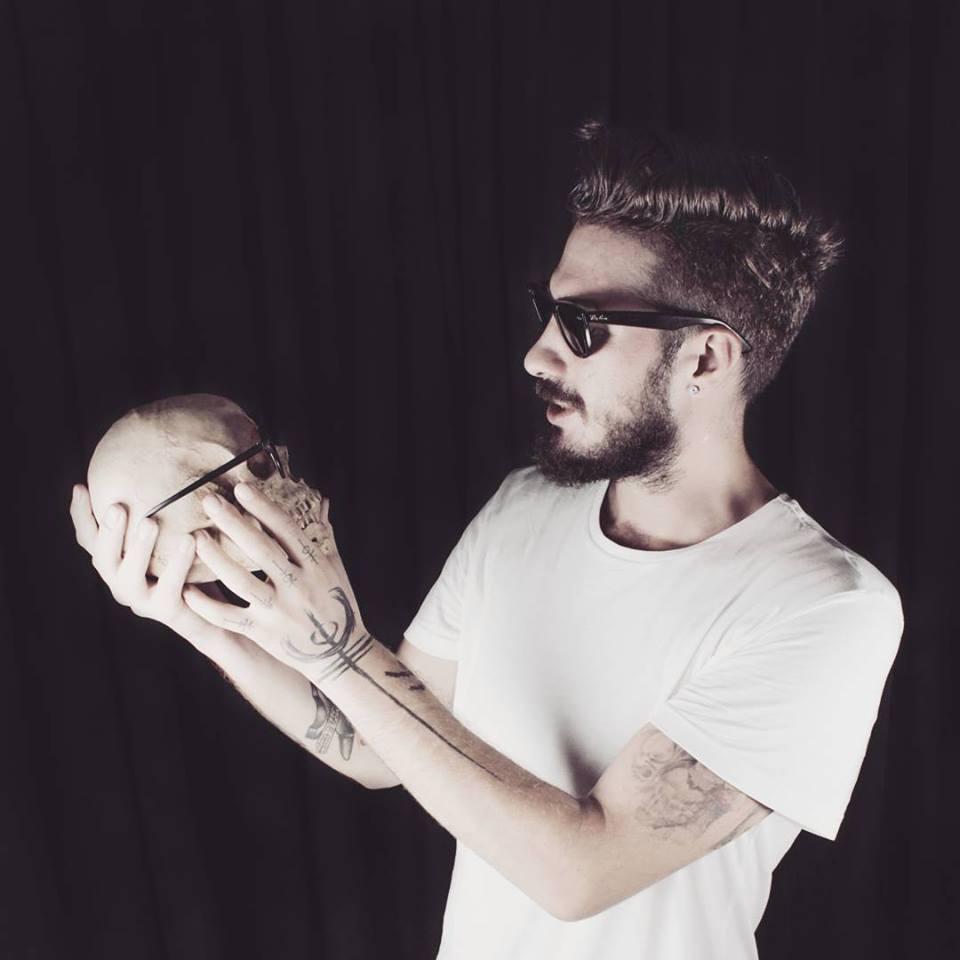 El artista tatuador Koray Karagözler en persona!