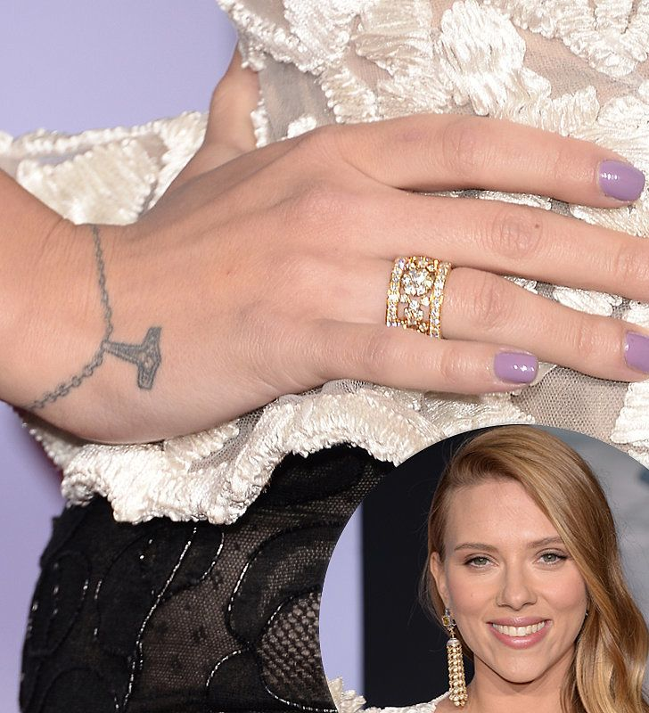 Brazalete de Scarlett Johansson