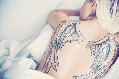 Magnificas alas de angel