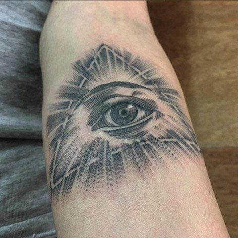 Tatuaje por Anibal Pantoja