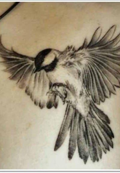 Galería de tatuajes de golondrinas