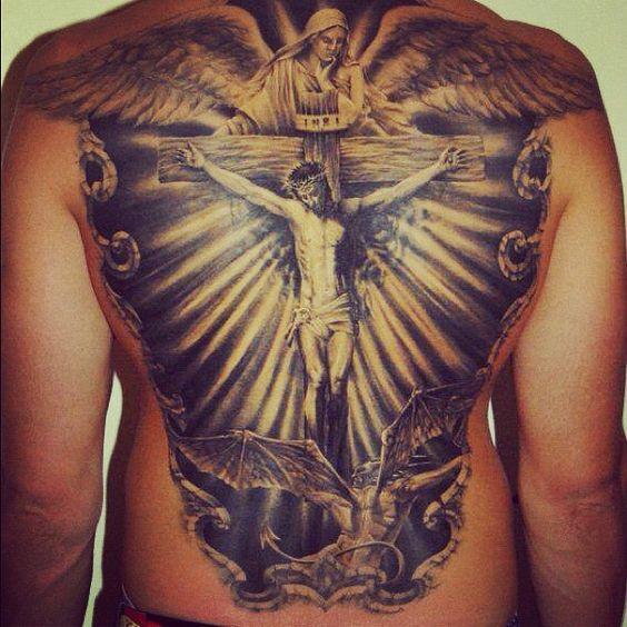 54 Best Siematic Urban Images On Pinterest: Tatuajes De Cristo. Ideas Originales Para Tu Tattoo De Cristo