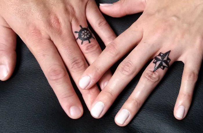 Tatuajes Para Parejas En Galerías De Fotos