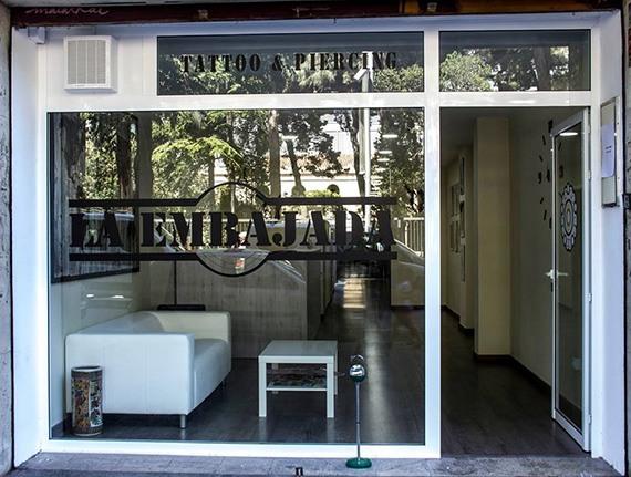 Tienda La Embajada Tattoo
