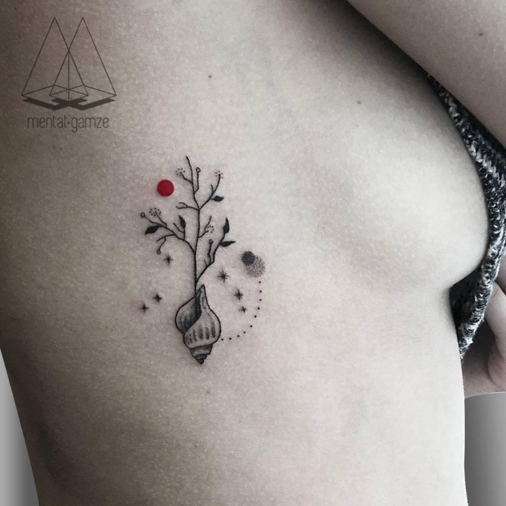 Tatuajes para mujer del origen hasta hoy en día 6
