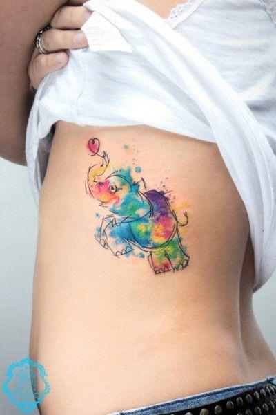 Tatuajes para mujer del origen hasta hoy en día 8
