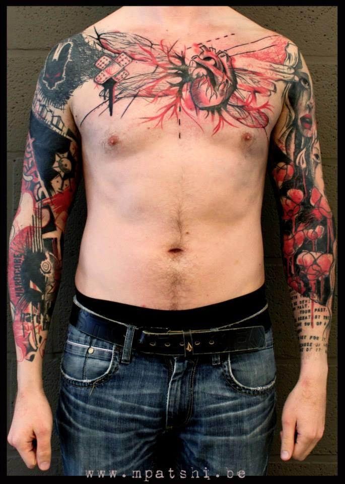 Estilos de tatuajes 40