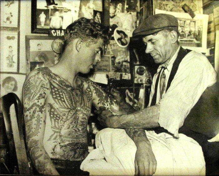 Estudio-de tatuaje Martin Hildebrant