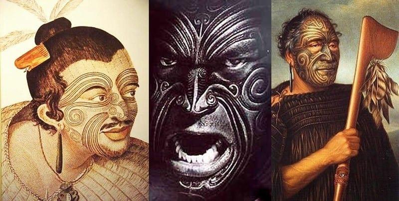 tatuaje maori