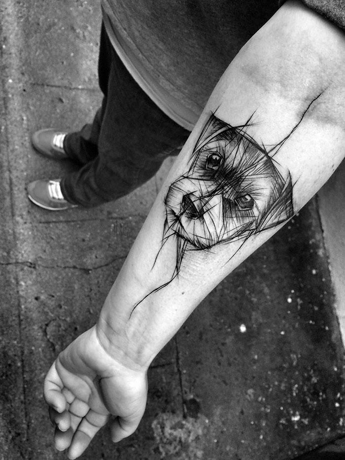 Tatuajes de mascotas para los amantes de los animales 1