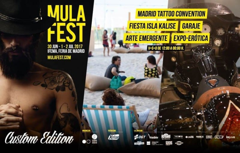Madrid Tattoo Convention 2017
