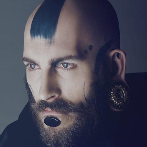 Tatuajes en la cara: ¿te atreves con uno de ellos? 18