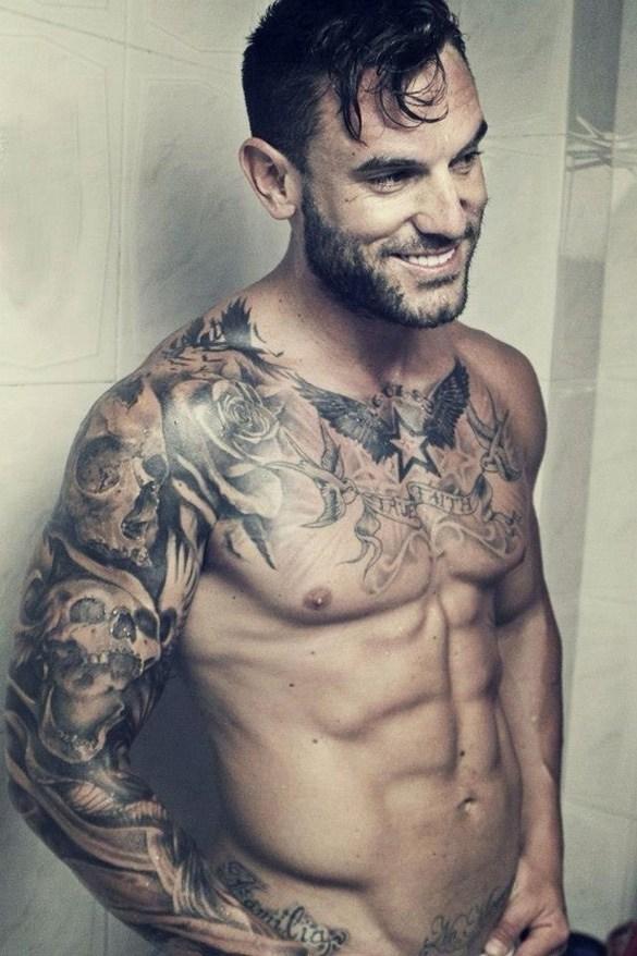 Tatuajes sexis para hombres: últimas tendencias 9