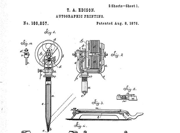 primera máquina de tatuar