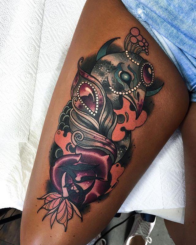 Como Elegir Bien El Color De Tu Tatuaje Te Damos Algunos Consejos