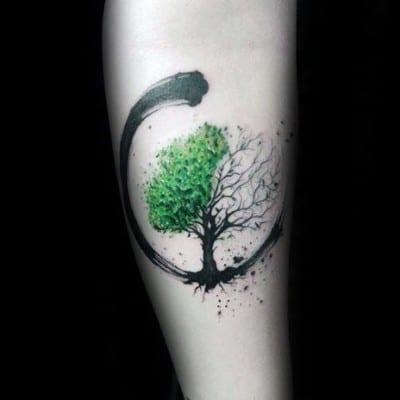 Tatuajes con significado: el arte de la simbología.