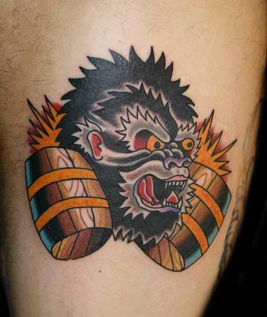 Tatuajes de videojuegos: los mejores diseños para tatuarse. 8