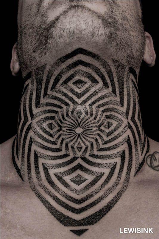 Tatuajes Dotwork: un estilo a base de puntos. 8