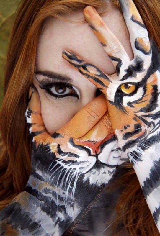 Silo Tattoos Incredible Body Art Masterpieces That Look: Tatuajes Temporales: Porque En Esta Vida Nada Tiene Que