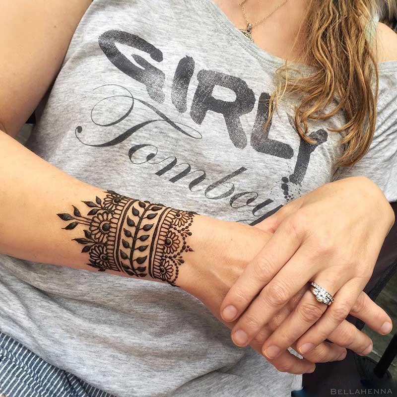 Tatuajes temporales: porque en esta vida nada tiene que ser definitivo. 9