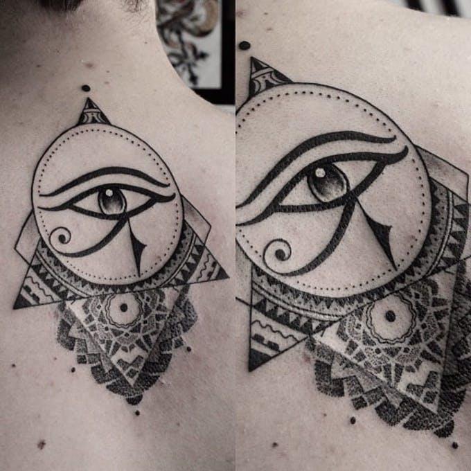 Tatuaje egipcio: un misterio en la piel 9