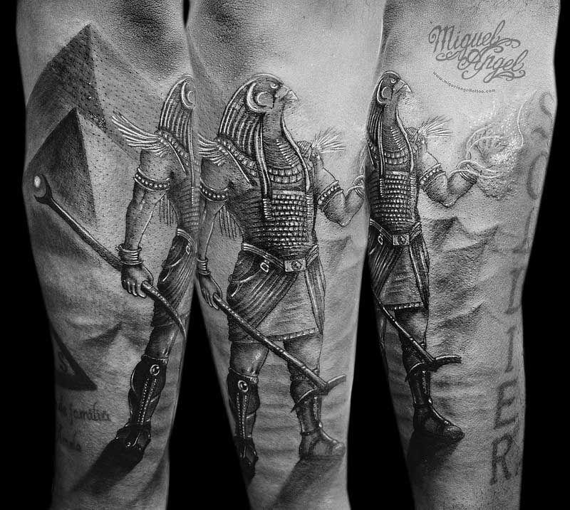 Tatuaje egipcio: un misterio en la piel 14