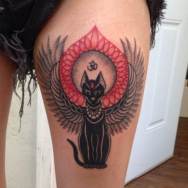 Tatuaje egipcio: un misterio en la piel 1