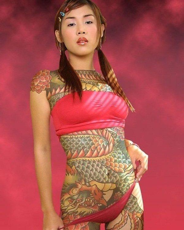 Tatuajes de dragones para mujeres: ¡son tendencia! 13