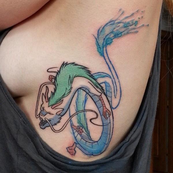 Tatuajes de dragones para mujeres: ¡son tendencia! 14