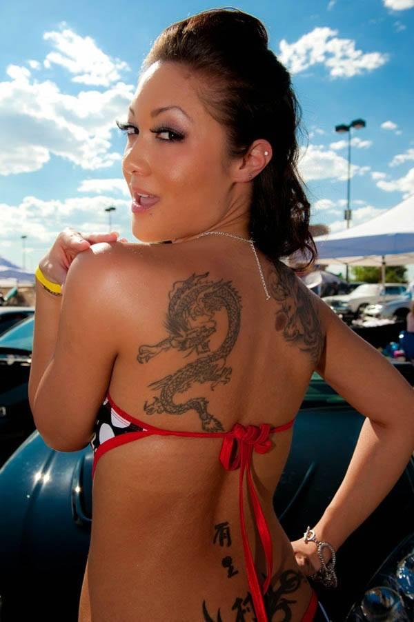 Tatuajes de dragones para mujeres: ¡son tendencia! 2