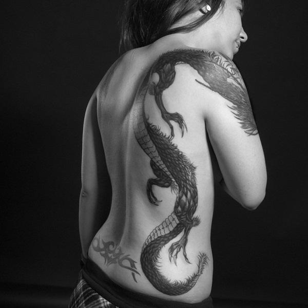 Tatuajes de dragones para mujeres: ¡son tendencia! 3
